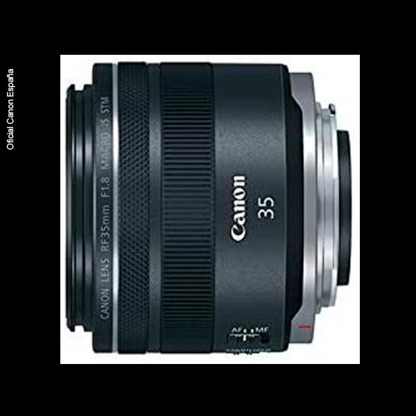 Canon RF 35mm f/1,8 Macro IS STM