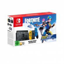 NINTENDO SWITCH EDICION ESPECIAL FORTNITE