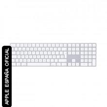 Apple Magic Keyboard BT Numérico Formato Normal