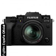 FUJIFILM X-T4 + XF18-55mm