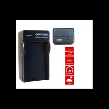 Patona cargador 4 en 1 Fuji NP-W235 8.4V