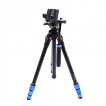 BENRO KIT TRIPODE VIDEO SLIM ALUMINIO CON ROTULA S2C