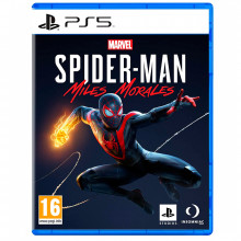 SPIDERMAN MILES MORALES PS5