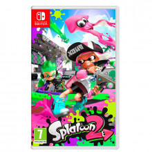 SPLATOON 2 NINTENDO