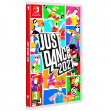 JUST DANCE 2021 NINTENDO