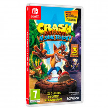 CRASH BANDICOOT N SANE TRILOGY NINTENDO