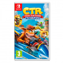 CRASH TEAM RACING NITRO - FUELED NINTENDO