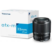Tokina AT-X M 33MM F1.4 APS-C Fuji X