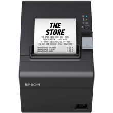 Impresora EPSON Tickets Térmica TM-T20III USB Negro C31CH51011