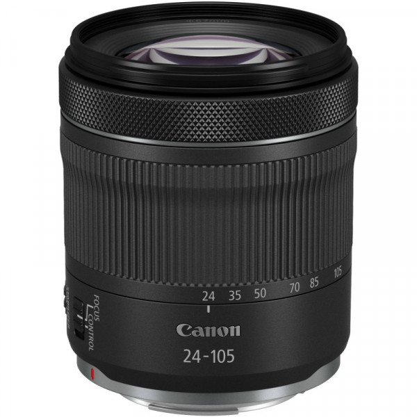 CANON RF 24-105MM F 4-7.1 IS STM