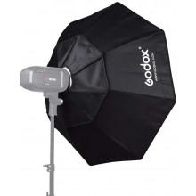 Godox SB-BW-140 Octagon Softbox Bowens Mount - Difusor de luz (140 cm)