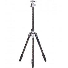 Benro kit tripode RHINO 14C Carbono + VX20