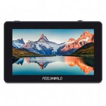 FeelWorld monitor F6 Plus + Bat. y cargador