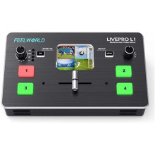 FeelWorld LIVEPRO L1 Mini Switcher