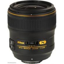 Nikon 35 mm f1.4 G AF-S