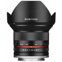 Samyang 12mm f/2.0 NCS CS Fuji X