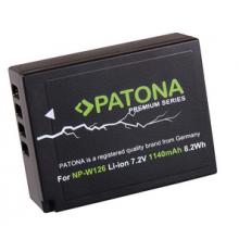 Patona Premium para Fujifilm Fuji NP-W126