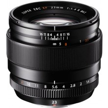 Fujinon XF 23 mm f1.4 R