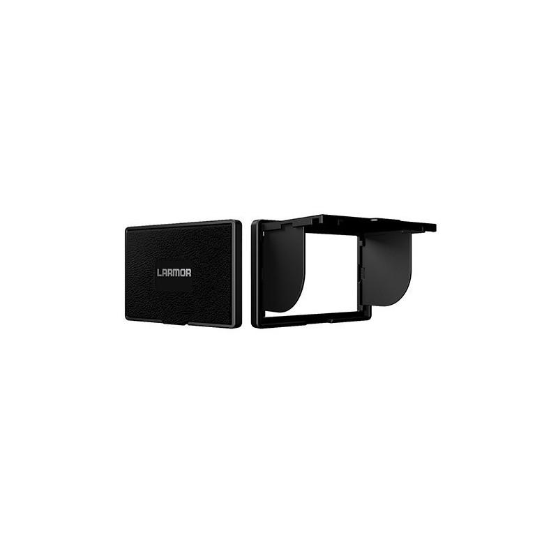 GGs Rígido Vidrio Lcd Protector De Pantalla Para Canon Eos 7d