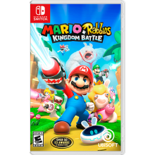 MARIO+RABBIDS KINGDON BATTLE