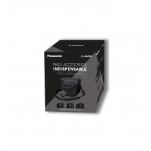 Panasonic Pack Premium FX batería y bolsa