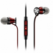 Sennheiser MOMENTUM ME2 In-Ear i Black / Red