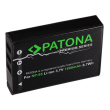 Patona Premium para Fujifilm NP-95
