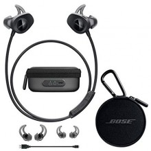 Bose SoundSport Wireless + Chargin Case
