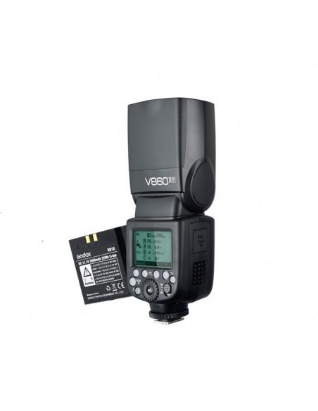 Camera Flash V860IIF for Fuji