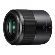 Objetivo Panasonic UMIX G Macro Lens, 30mm, F2.8 ASPH., Micro Four Thirds, MEGA Optical I.S