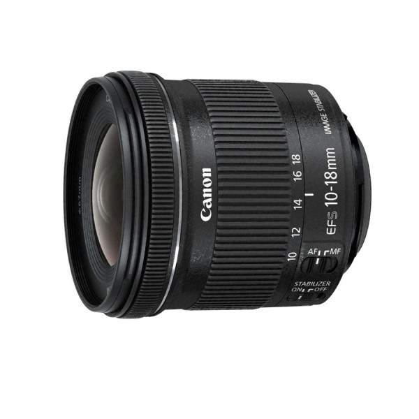 Canon 10-18 mm f4.5-5.6 IS STM EF-S