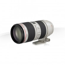 Canon 70-200 mm f2.8 EF L IS II