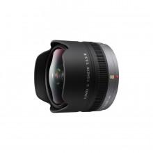 Objetivo Panasonic Lumix G Fisheye 8mm f/3.5 Lens