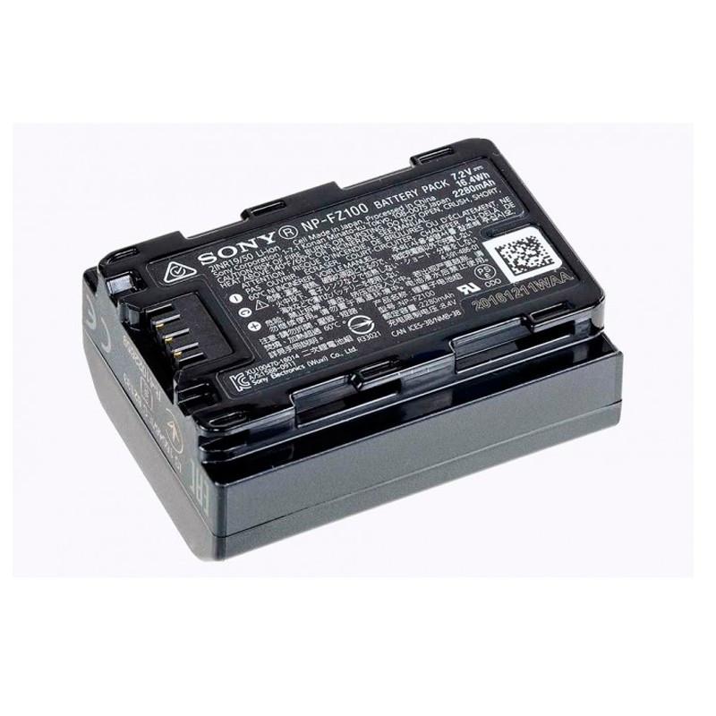 Sony Serie Z NP-FZ100 2.280mAh Batería Recargable Negra