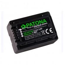 Patona Premium para Panasonic VW-VBT190