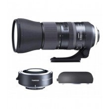 Tamron SP 150-600 mm F/5-6.3 Di VC USD G2 + 1.4X TELE + TAP-IN CONSOLE