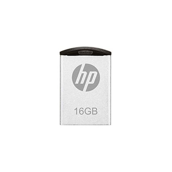 HPM - v222w usb 16gb 2.0 plata