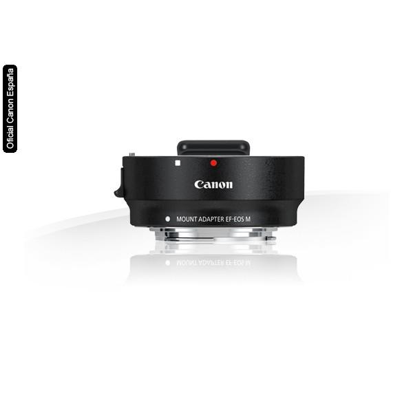 Canon Adaptador de montura EF-EOS M