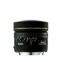 Sigma Objetivo 8 mm F/3,5 EX DG Ojo de Pez Circula