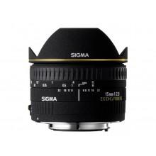 Sigma Objetivo 15mm F2.8 EX DG OJO DE PEZ DIAGONAL