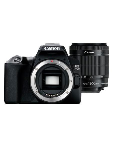 CANON CAMARA EOS 250D+18-55 IS STM