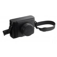 Fujifilm LC-X100F Funda de Piel Negro