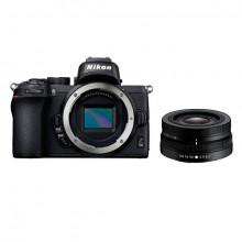 Nikon Z50 + DX 16-50mm