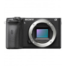 Sony Cámara A6600 Body