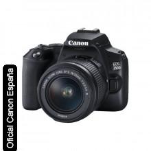 Canon EOS-250D + 18-55 DC III