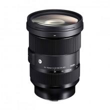 SIGMA Objetivo 24-70mm F2.8 DG DN Art Montura Sony E