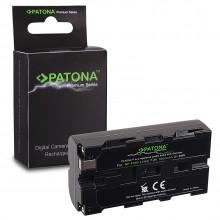 PATONA Bateria NP-F550 li ion