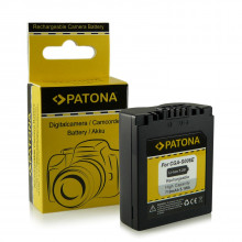 PATONA Bateria CGA-S006E li ion
