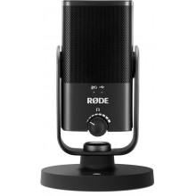 Rode NT usb mini micrófono